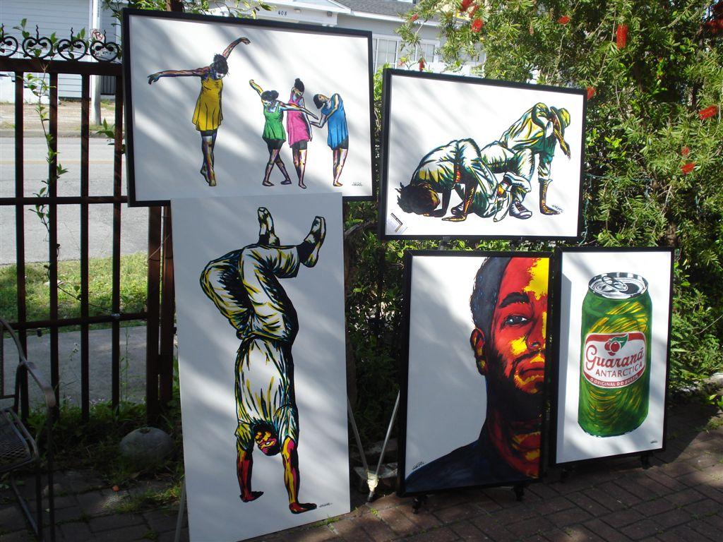 Paz Art Festival 2009 @ Avantgarden